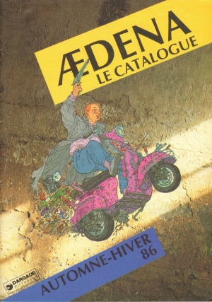 AEDENA LE CATALOGUE