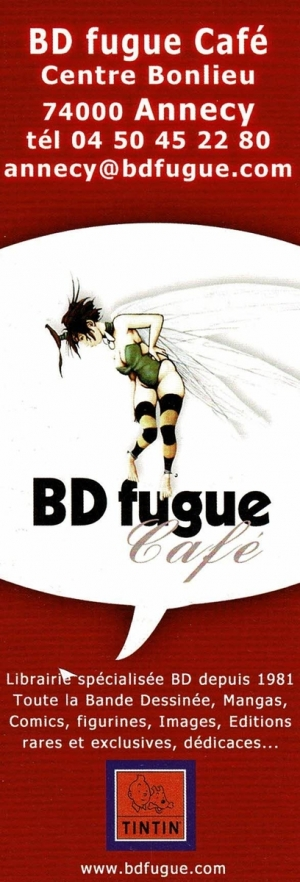 BD FUGUE CAFE ANNECY