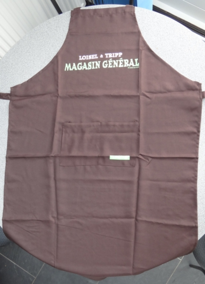 TABLIER MAGASIN GENERAL