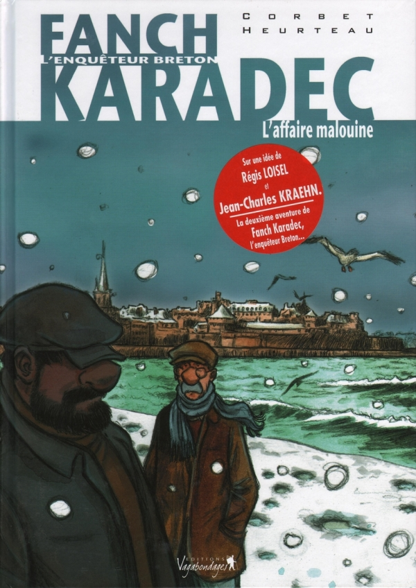FANCH KARADEC L'affaire malouine