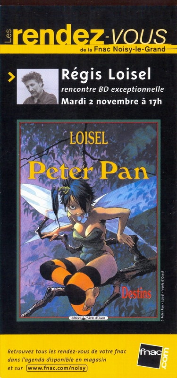 PETER PAN 6 DESTINS