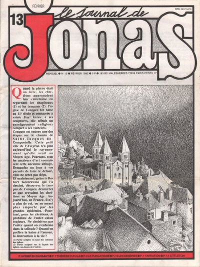 LE JOURNAL DE JONAS N°13