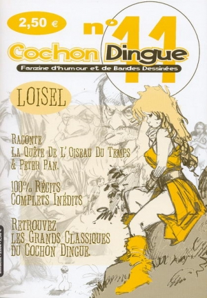 COCHON DINGUE N°11