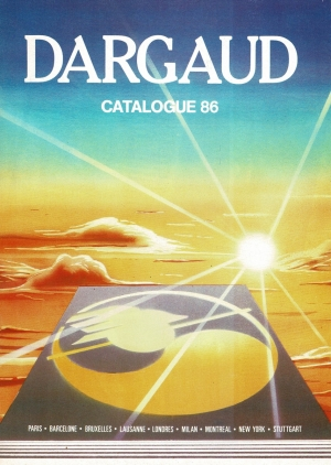 DARGAUD CATOLOGUE 86