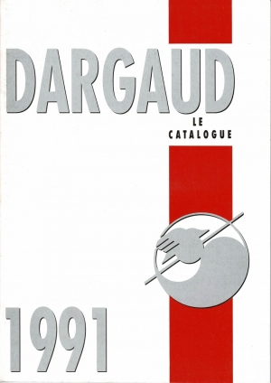 DARGAUD LE CATOLOGUE 1991