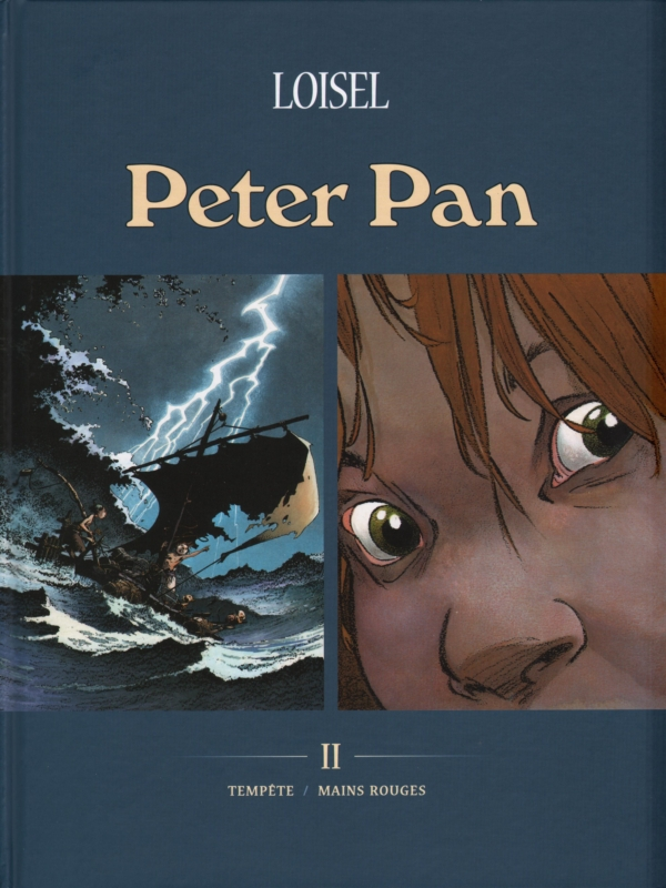 PETER PAN 2 ( TEMPETE ET MAINS ROUGES )