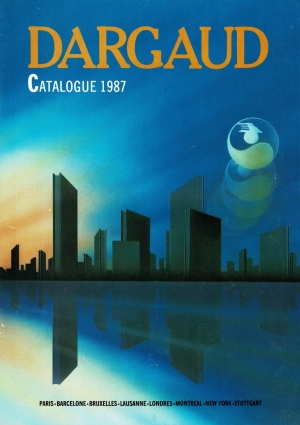 DARGAUD CATOLOGUE 87