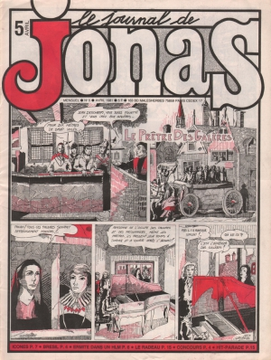 LE JOURNAL DE JONAS N°5