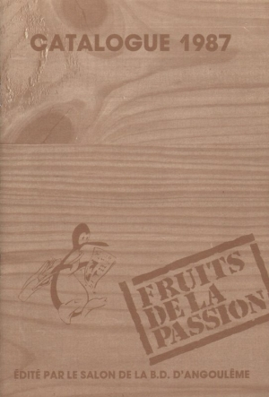 CATALOGUE 1987 FRUITS DE LA PASSION