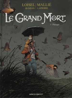 LE GRAND MORT 5 PANIQUE