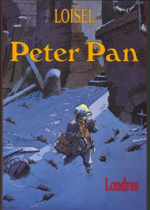 PETER PAN 1 REEDITION + LES CAHIERS DE LA BD