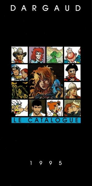 DARGAUD LE CATOLOGUE 1995