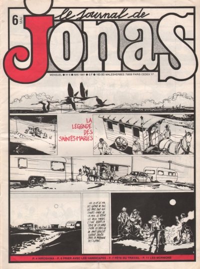 LE JOURNAL DE JONAS N°6