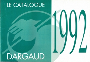 DARGAUD LE CATOLOGUE 1992