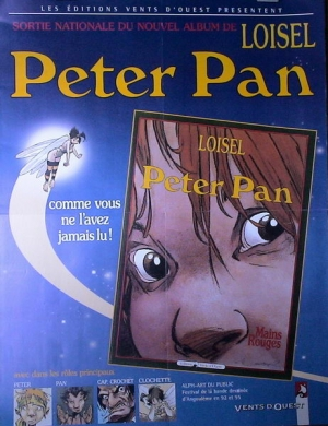 PROMO PETER PAN 4 SORTIE NATIONALE