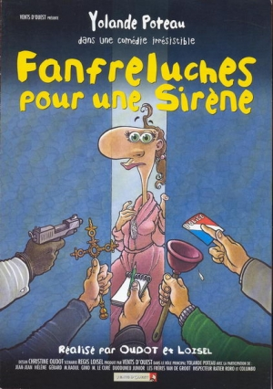 FANFRELUCHES POUR UNE SIRENE