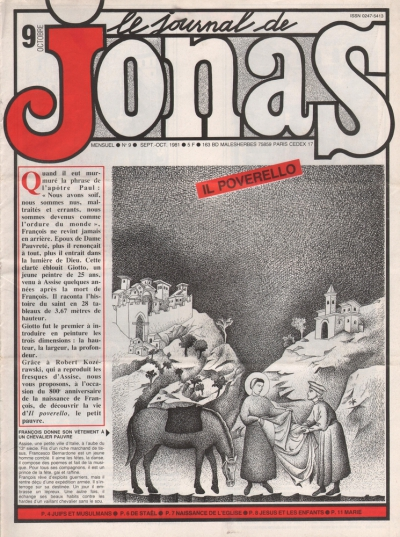 LE JOURNAL DE JONAS N°9
