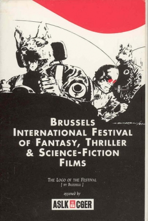 BRUSSELS INTERNATIONAL FESTIVAL OF FANTASY, THRILLER & SCIENCE-FICTION FILMS