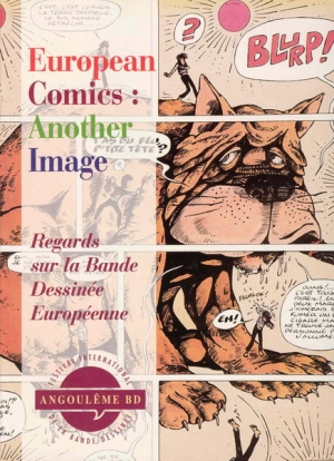 EXPO REGARDS SUR LA BANDE DESSINEE EUROPEENNE