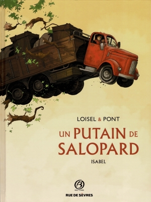 UN PUTAIN DE SALOPARD 1 ISABEL TS