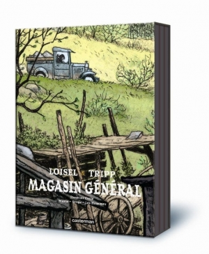MAGASIN GENERAL COFFRET TOME 1/2/3